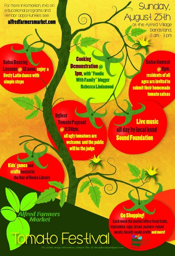 AFM Tomato Festival 2013
